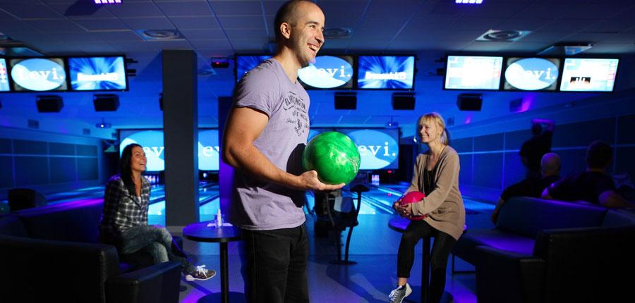 Levi Hotel Spa (Levitunturi), bowling alley.jpg